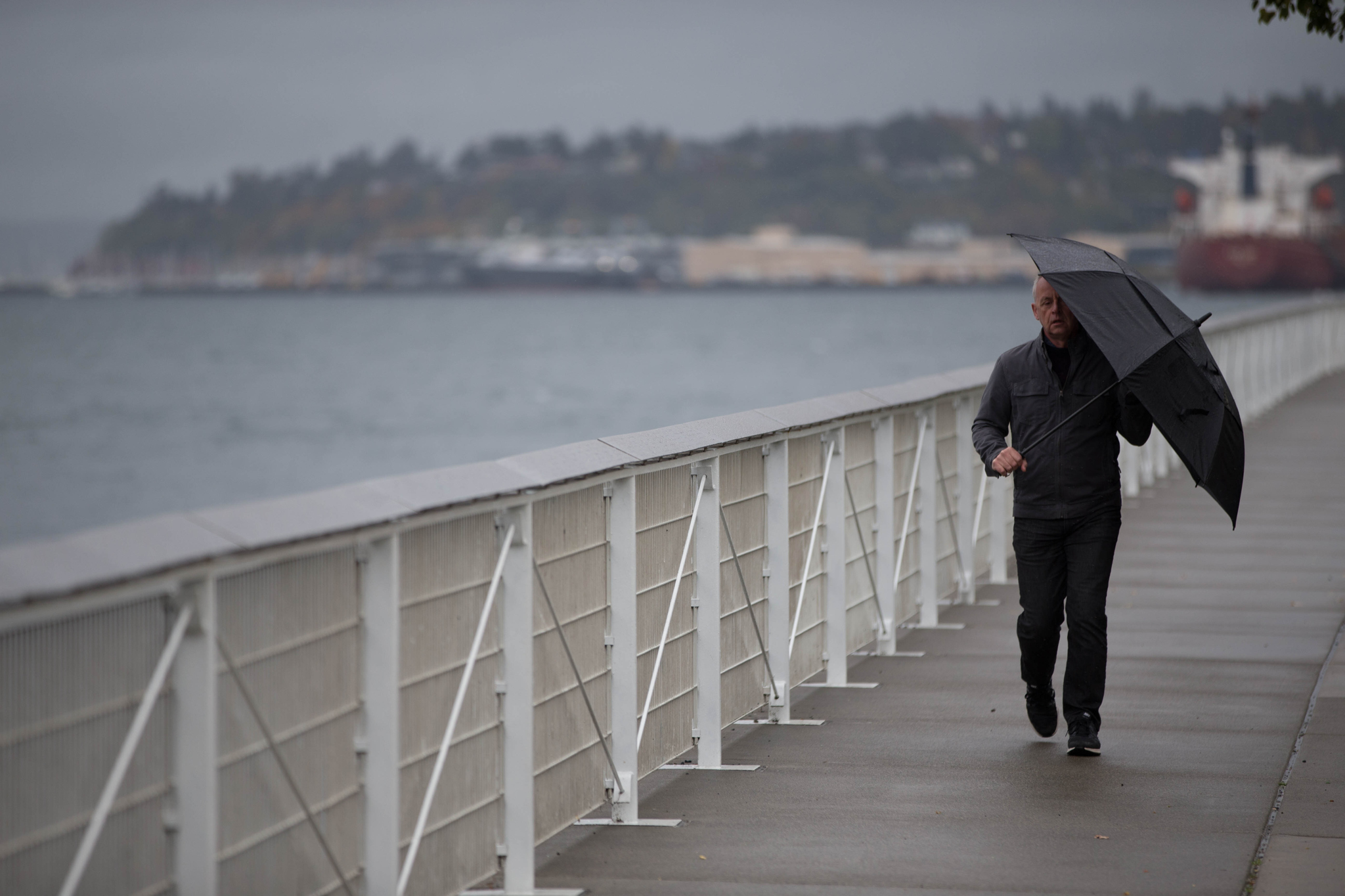 Raining on Nov. 19...again? Seattle's quirky 'rain magnet' works its charm