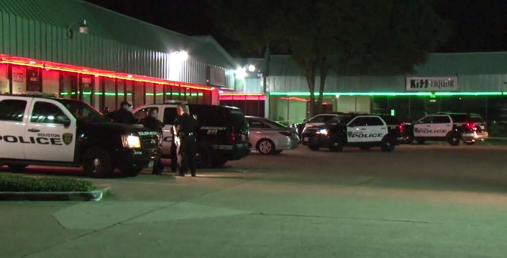 Image result for Security guard shoots, kills man with cane at northwest Houston strip club