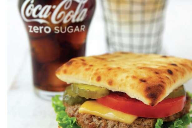 United's new smoked gouda cheeseburger coming Nov 1