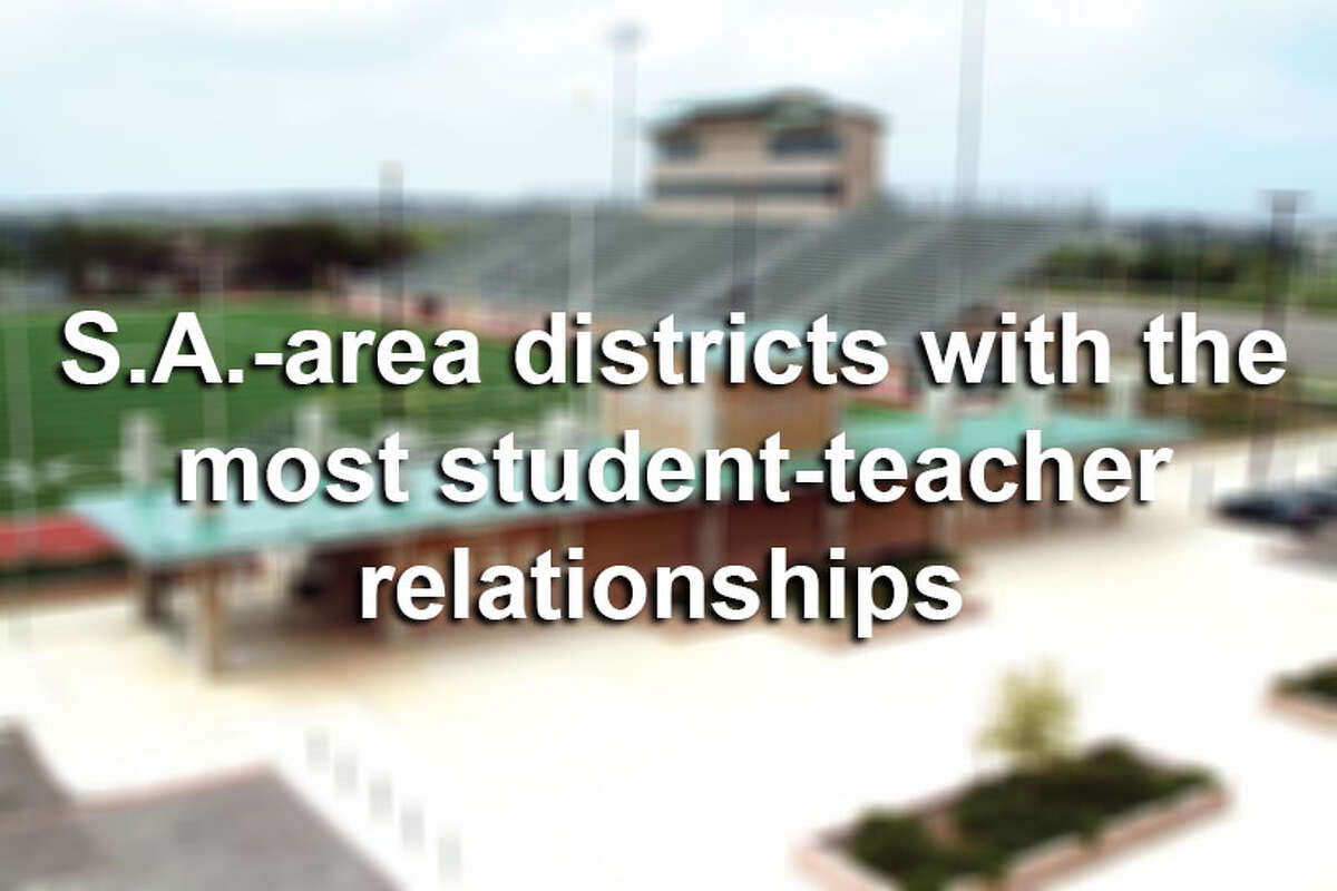 Click ahead to view the San Antonio school districts with recorded improper student-teacher incidents from Jan. 2010 to Dec. 2016. Data in the slideshow shows the number of educators who worked at San Antonio-area school districts before, during or after being investigated by the TEA. Inclusion in the slideshow does not mean an improper event occurred in a San Antonio school district.
