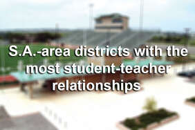 Click ahead to view the San Antonio school districts with improper student-teacher relationships from Jan. 2010 to Dec. 2016.   Data in the slideshow shows the number of educators who worked at San Antonio-area school districts before, during or after being investigated by the TEA. Inclusion in the slideshow does not mean an improper event occurred in a San Antonio school district.