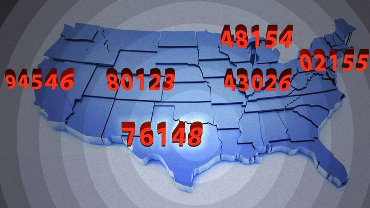 Click through to see the hottest zip codes in America, according to Realtor.com