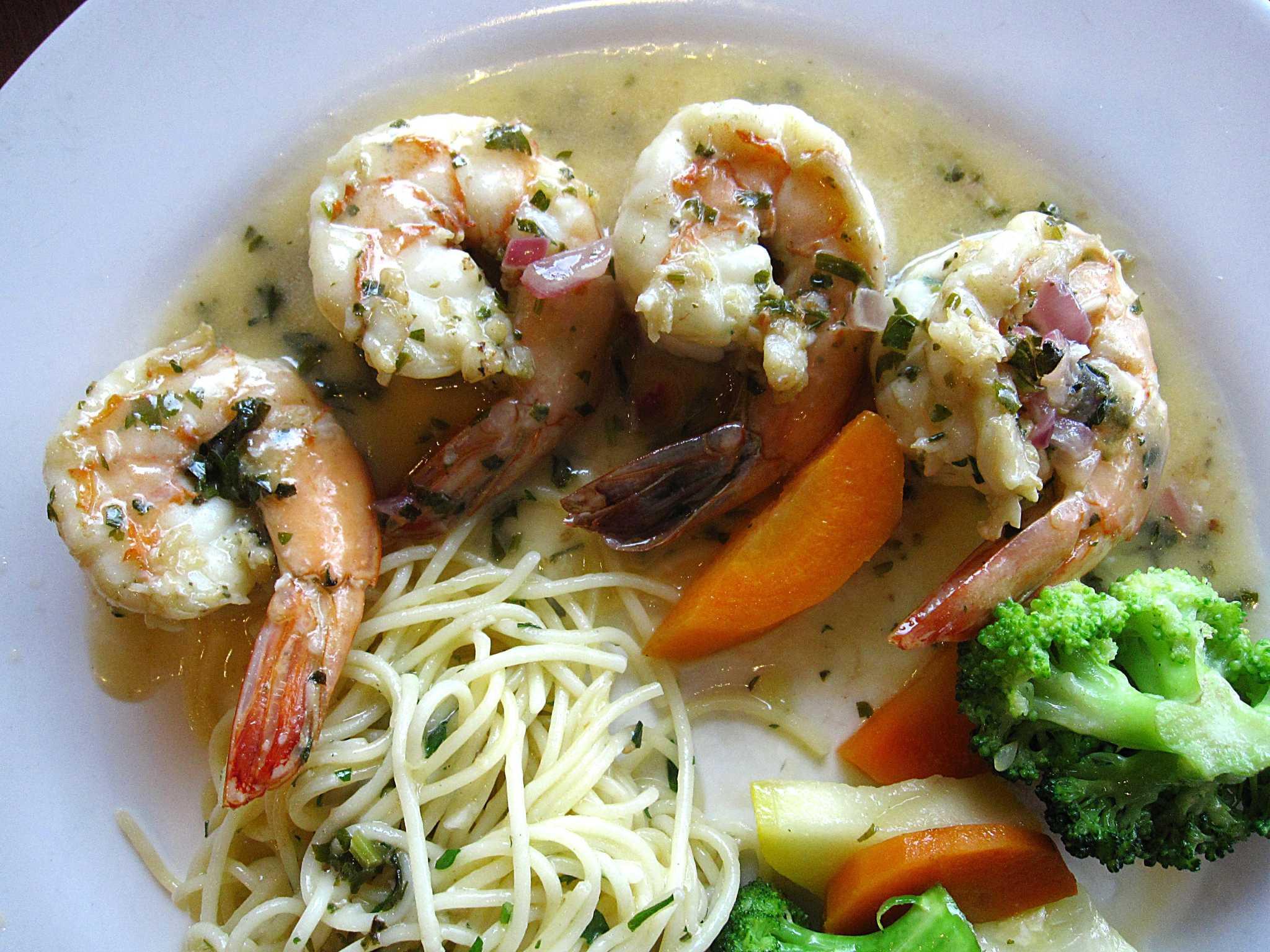 Review Aldino at The Vineyard outpacing sister restaurant Aldo s