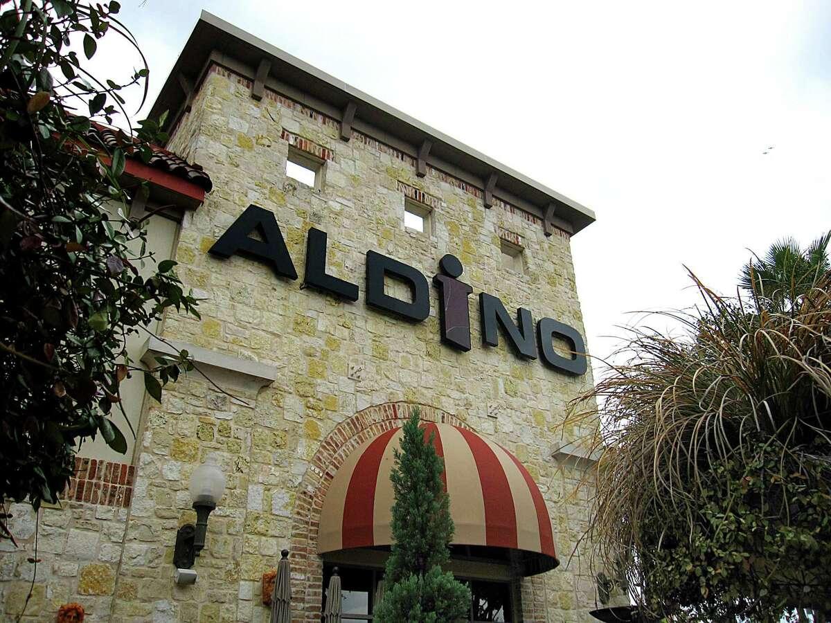Aldino Cucina Italiana: 1203 Loop 1604 West Date: 09/24/2019
