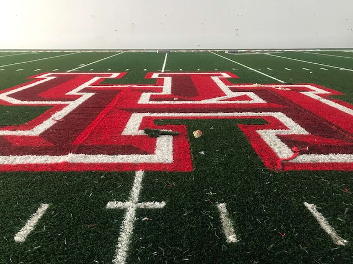 Take a look inside the University of Houston's new $20 million indoor football practice facility that is set to open in early November.
