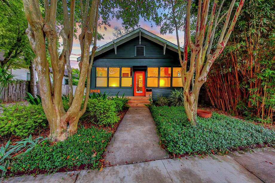 East End Revitalized: 3908 WalkerList price: $289,900Open house dates: Saturday, Oct. 21: 1 to 4 p.m. and Sunday, Oct. 22 from 1 to 4 p.m. Photo: Houston Association Of Realtors