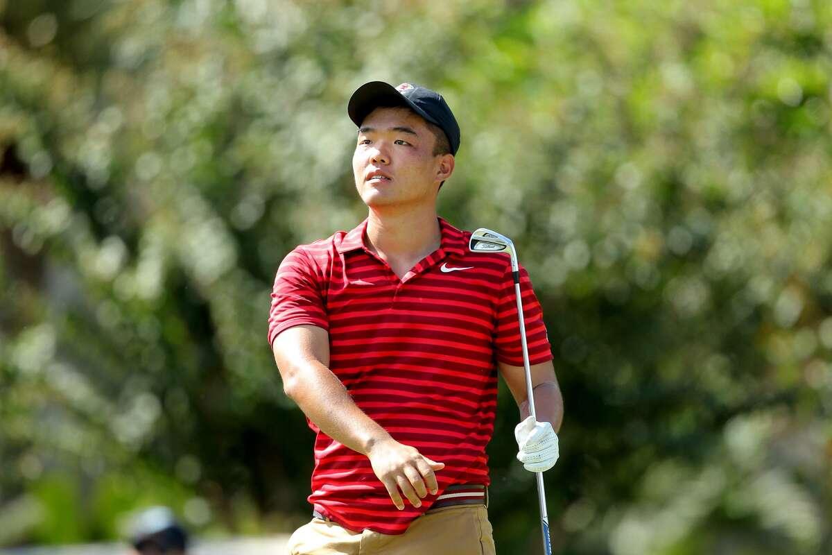 Eason Wang, Lamar University men's golf. (Photo provided by Lamar Athletics)