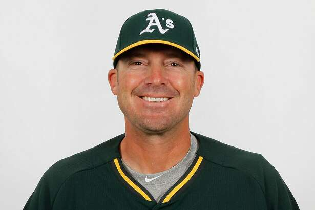 The Oakland Athletics named Ryan Christenson�as their new bench coach on Oct. 19, 2017. Christenson managed at Triple-A Nashville in the 2017 season.