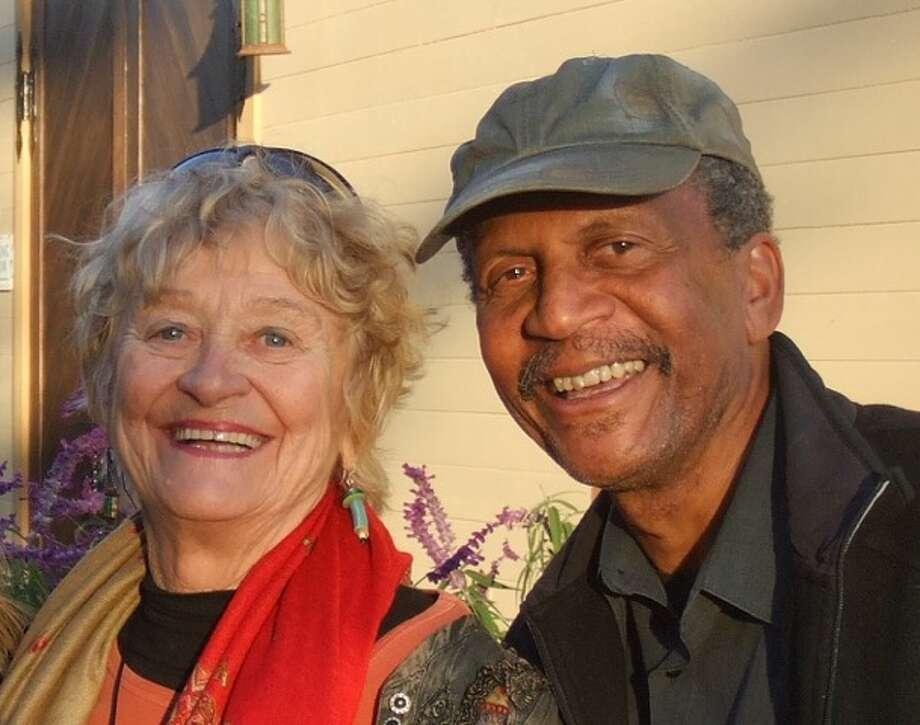 Sara Spaulding-Phillips and Sam Kimbles. Photo: Courtesy Victoria Phillips-Larson
