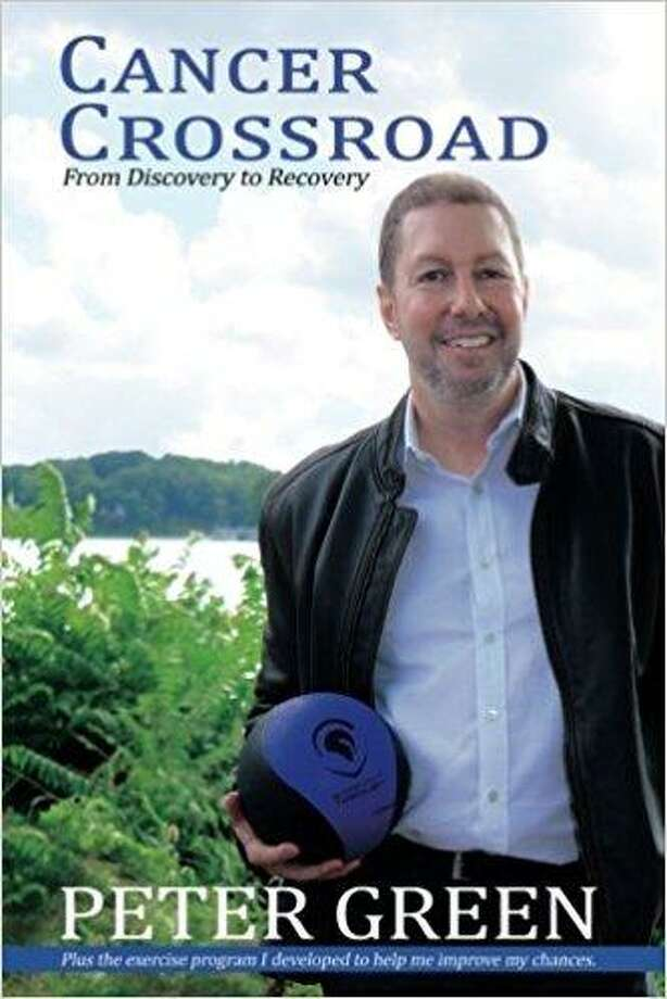 Westport resident Peter Green has a new cancer book. Photo: Contributed Photo