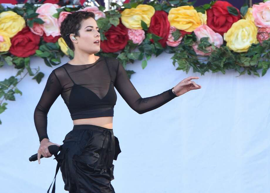 Halsey: The singer will be performing at the Toyota Center on Wednesday, Oct. 25 at 7 p.m. PartyNextDoor and Charli XCX will also be performing.More Details: www.houstontoyotacenter.com Photo: C Flanigan/FilmMagic
