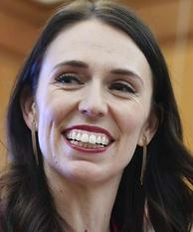 Jacinda Ardern, 37, has been likened to Canada's Justin Trudeau. Photo: MARTY MELVILLE / Marty Melville / AFP/Getty Images / AFP or licensors