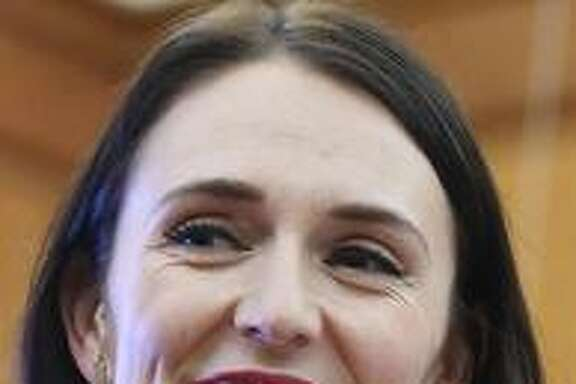 Jacinda Ardern, 37, has been likened to Canada's Justin Trudeau.
