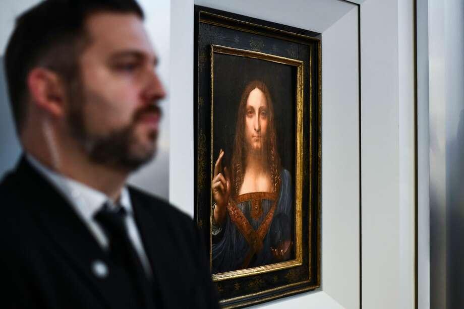 mystery surrounds leonardo da vinci painting worth  100
