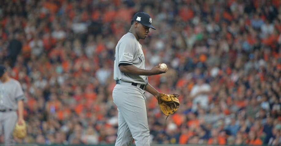 Luis Severino Yankees geared up for Game 6 vs Astros Houston