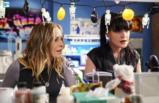 'NCIS' Fans Brace for Pauley Perrette's Exit by Dressing ...