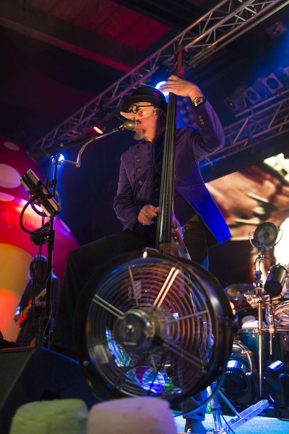 Primus:The rock band will be performing at White Oak Music Hall on Saturday, Oct. 21 at 7 p.m. More Details: www.whiteoakmusichall.com