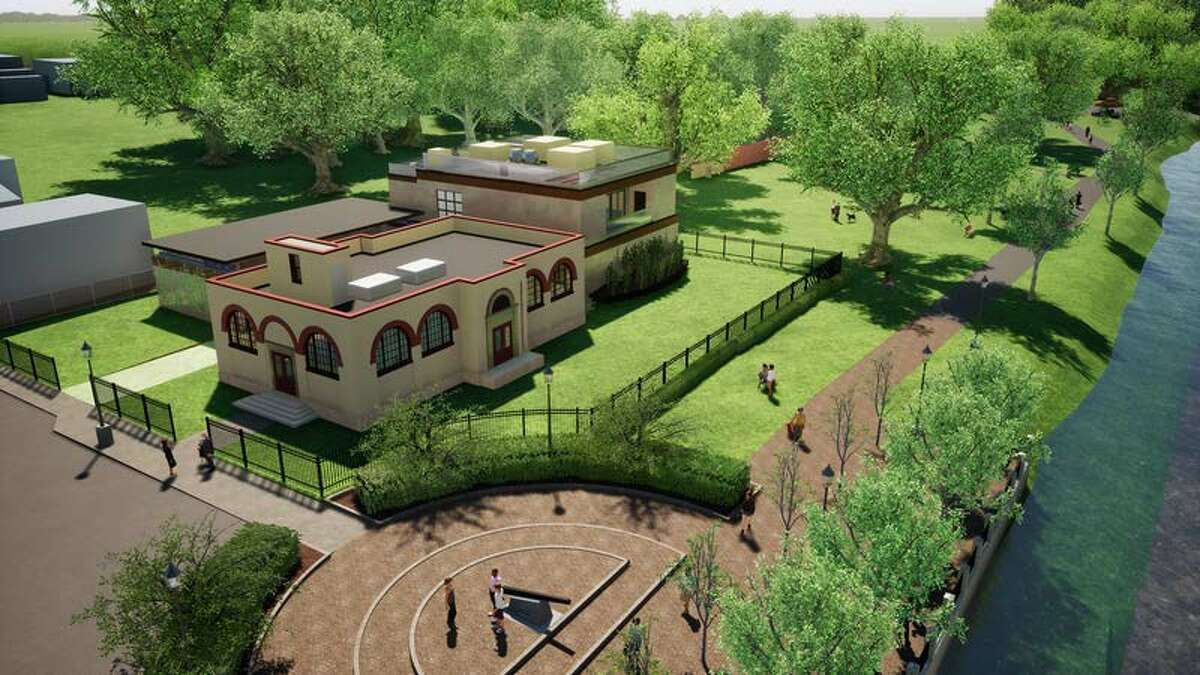 Schenectady pump station rendering (submitted)
