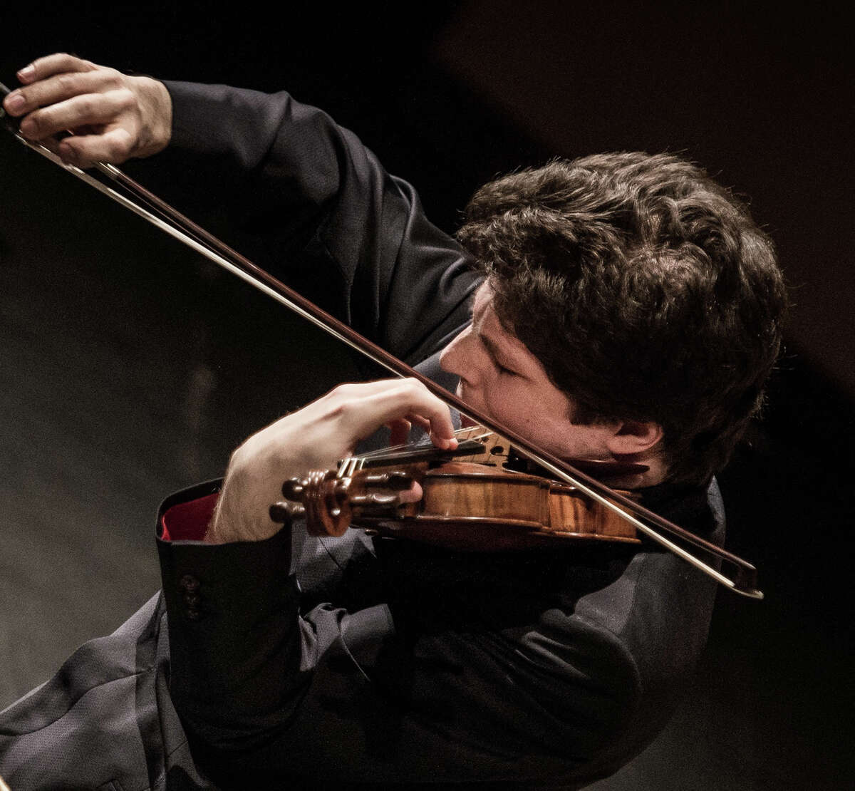 Violinist Augustin Hadelich joins the San Antonio Symphony this weekend for a performance of Tchaikovsky's Concerto for Violin. The German violinist studied at Julliard and won International Violin Competition of Indianapolis in 2006. He has played with the National Symphony Orchestra, the Los Angeles Philharmonic and the New York Philharmonic. Last year, he released a duets album with pianist Joyce Yang. The program also holds Kabalevsky's Overture to Colas Breugnon and Shostakovich's Symphony No. 12. Sebastian Lang-Lessing conducts. 8 p.m. Friday and Saturday. Tobin Center for the Performing Arts. $25-$81. tobi.tobincenter.org-- Jim Kiest