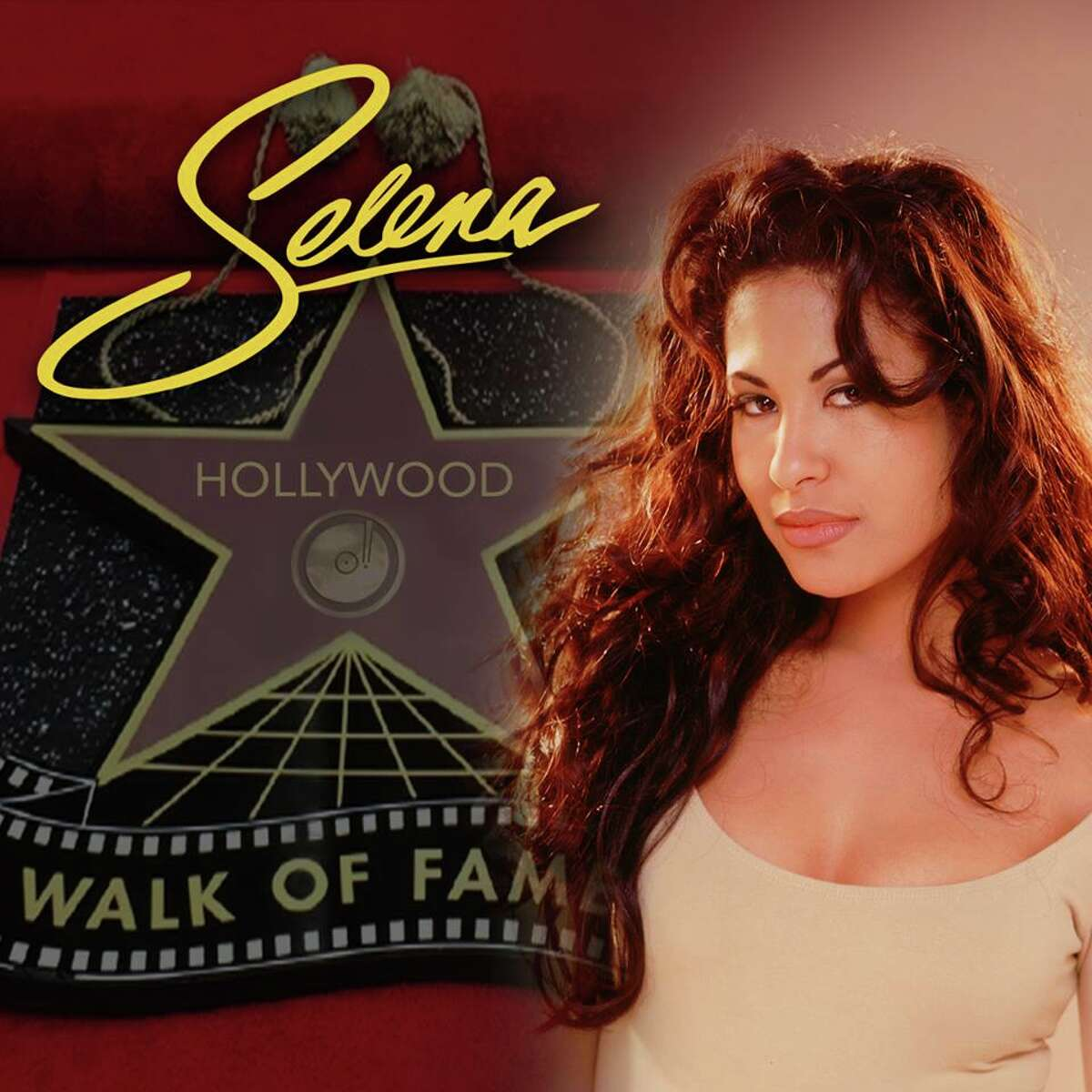 Fans who are still reeling from the recent Selena Google Doodle have another posthumous accomplishment to celebrate - she will be immortalized on the Hollywood Walk of Fame next month.