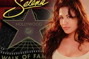Fans who are still reeling from the recent Selena Google Doodle have another posthumous accomplishment to celebrate — she will be immortalized on the Hollywood Walk of Fame next month.