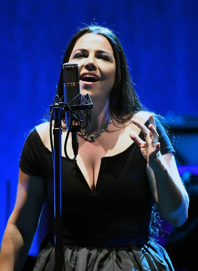 Evanescence: The band will be performing at Revention Music Center on Friday, Oct. 20 at 7 p.m.More Details: www.reventionmusiccenter.com Photo: Ethan Miller/Getty Images