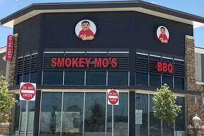 Smokey Mo's BBQ is the first of several planned restaurants and bars to open in the new Shaenfield Ranch Shopping Center.