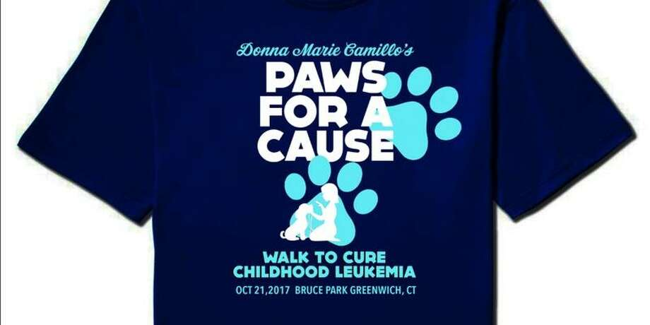 Donna Marie Camillo's Paws for a Cause: Walk to Cure Childhood Leukemia Photo: Contributed / Contributed