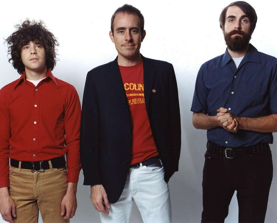 Ted Leo and the Pharmacists in 2006. Photo: Tad Kubler