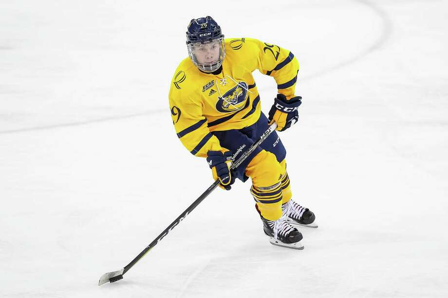 Quinnipiac's Odeen Tufto has been an offensive sparkplug for the Bobcats so far this season. Photo: Quinnipiac University Athletics / Contributed Photo / Contributed Photo / Stamford Advocate Contributed