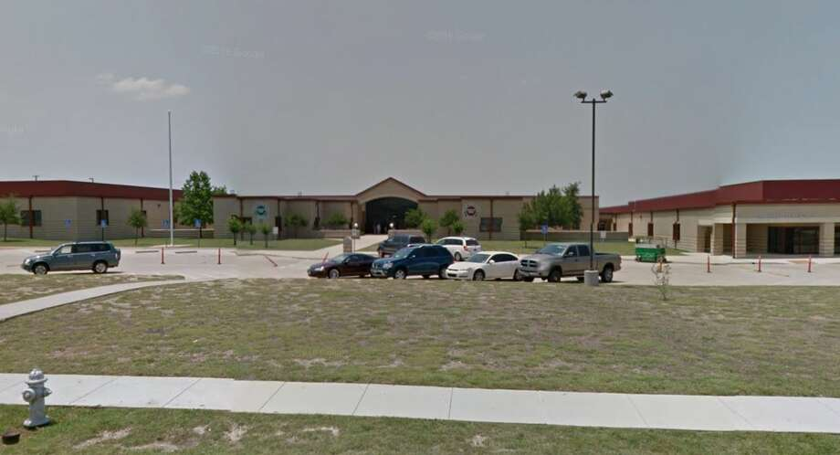 A substitute teacher at Maxdale Elementary School in Killeen, Texas, was removed after school officials said she duct-taped the mouths of 10 fifth-graders Thursday. Click ahead to find out the highest-ranked elementary schools in the San Antonio area. Photo: Google Maps