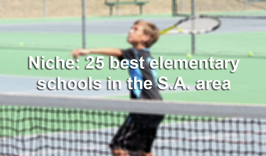 See the 25 best elementary schools in the San Antonio area, according to Niche. Photo: Picasa/Mike Reeder/for The Northwest We