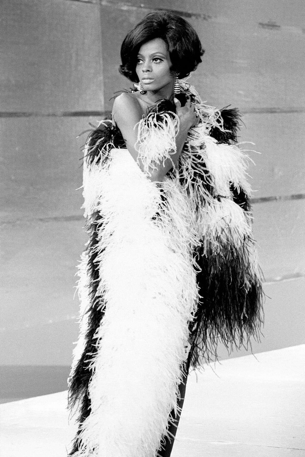 1966: Diana Ross Ross was the star of The Supremes and, later, her own solo career. When every song you sing becomes a bona fide hit, maybe you're an It girl for life.