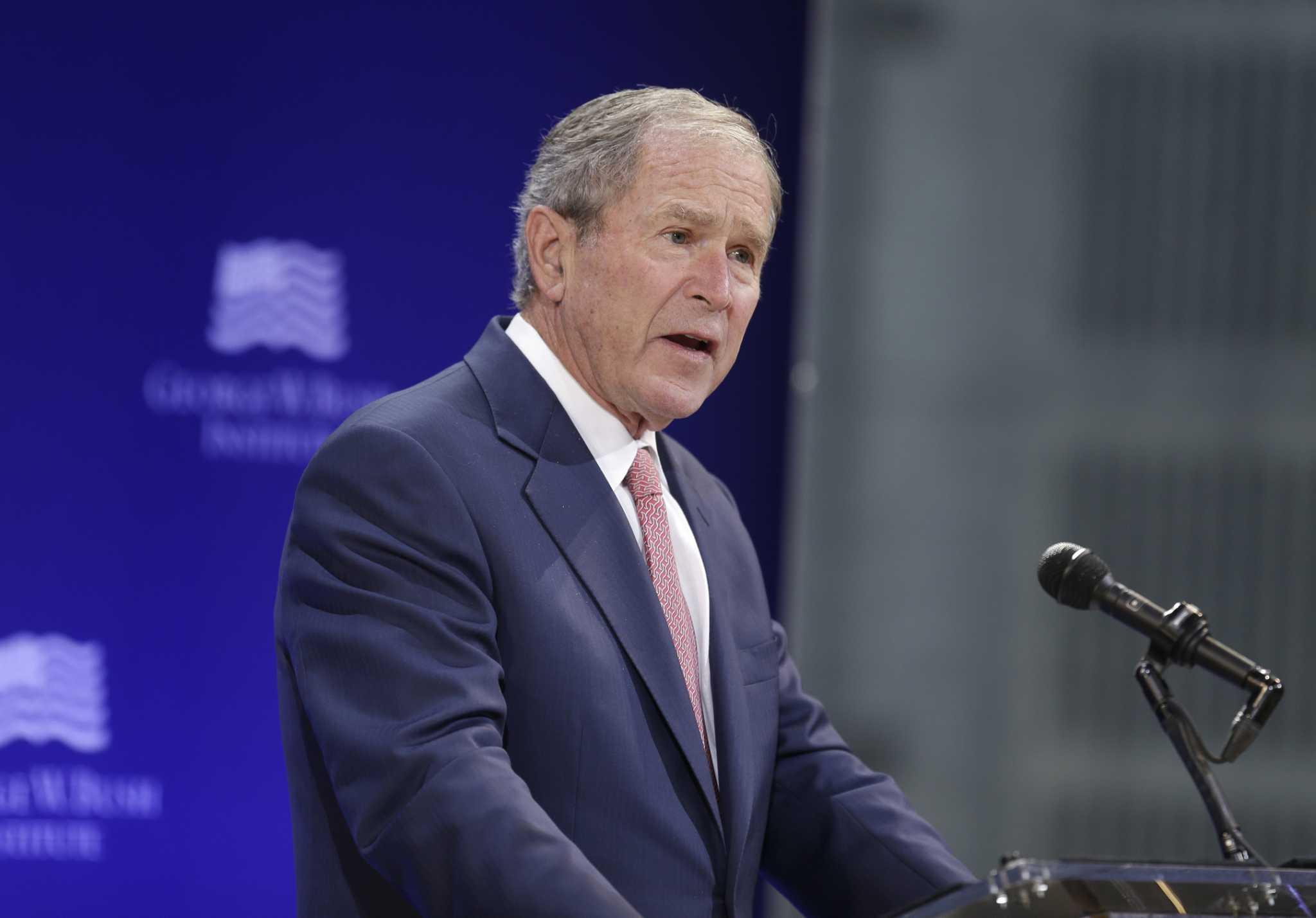 Singing Cowboy George Bush Doll