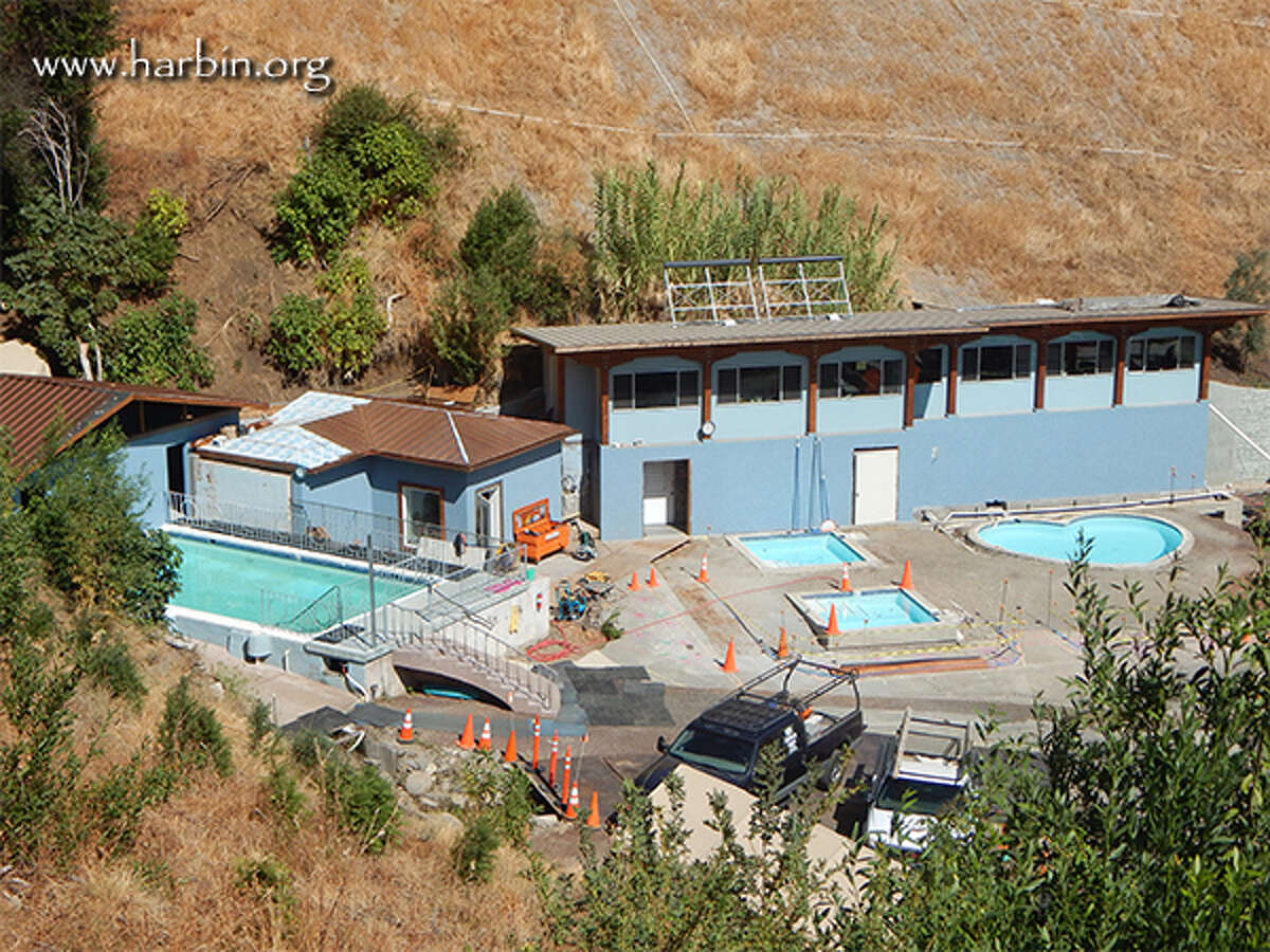 Harbin Hot Springs is still under construction after the Valley Fires in 2015. The property has undergone plenty of progress since it first burned down and the staff is looking to reopen its pools in 2018.