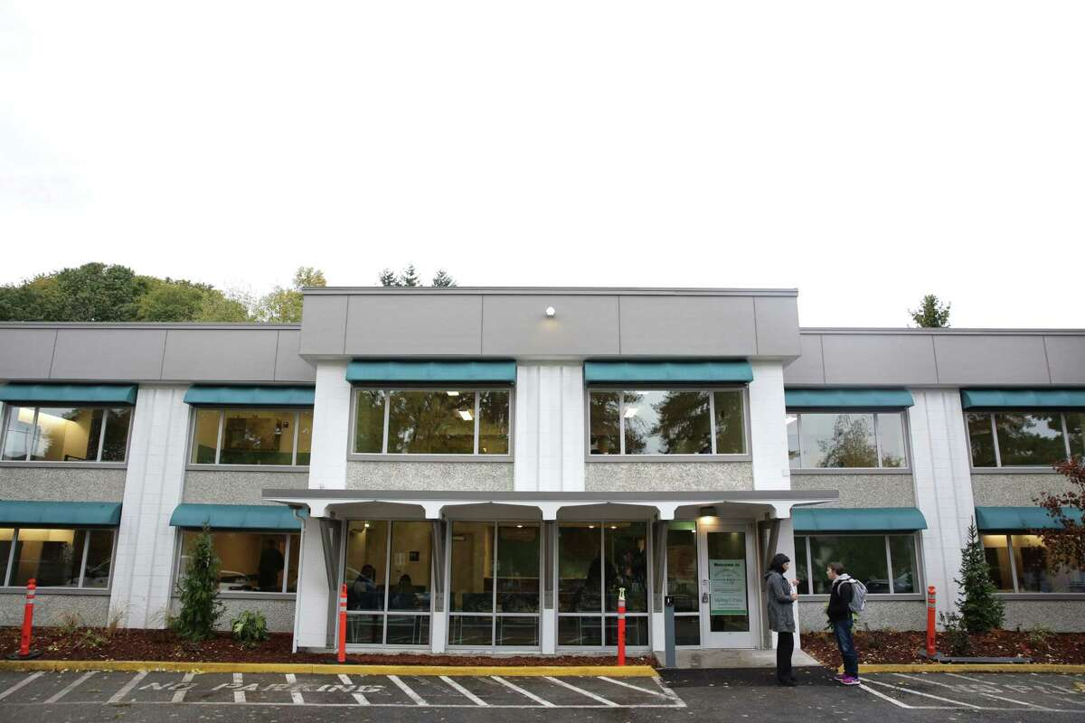 The new Recovery Place Seattle, a detox and recovery facility operated by Valley Cities, is set to open later this month, Thursday, Oct. 19, 2017. The facility has 33 beds in the detox wing and 40 beds for residents in treatment. Services including substance abuse treatment, group therapy and social events will be available to the patients.