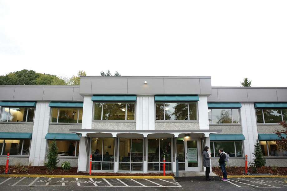 The new Recovery Place Seattle, a detox and recovery facility operated by Valley Cities, is set to open later this month, Thursday, Oct. 19, 2017. The facility has 33 beds in the detox wing and 40 beds for residents in treatment. Services including substance abuse treatment, group therapy and social events will be available to the patients. Photo: GENNA MARTIN, SEATTLEPI / SEATTLEPI.COM