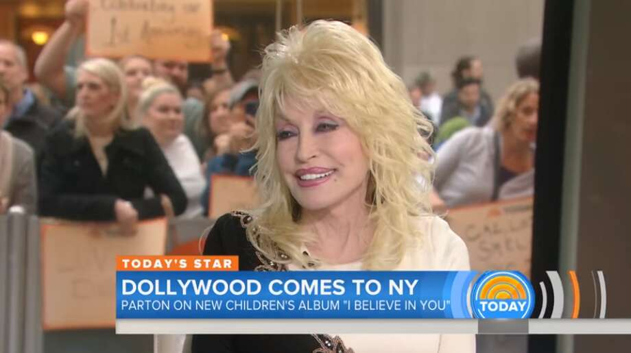 Dolly Parton recently spoke about her new children's album and revealed why she never had kids of her own.SeeDolly Parton through the years. Photo: Today Show