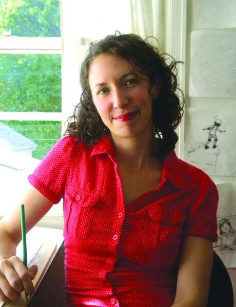 Author Victoria Jamieson