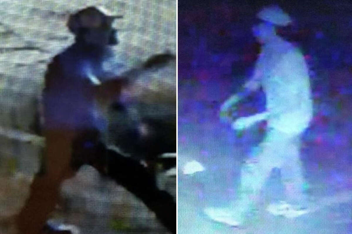 Laredo police said the man in this photo allegedly broke into a handful of local restaurants.