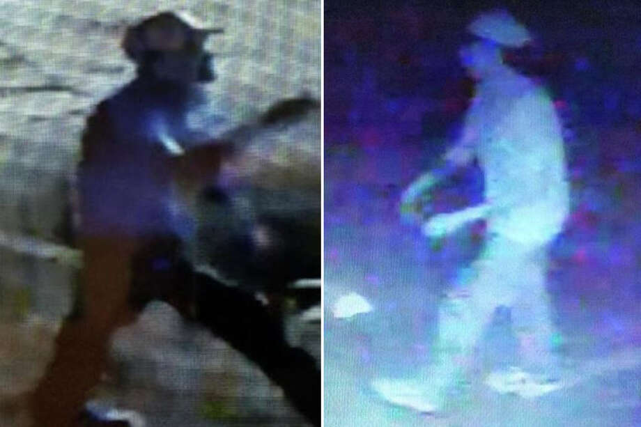Laredo police said the man in this photo allegedly broke into a handful of local restaurants. Photo: Laredo Police Department