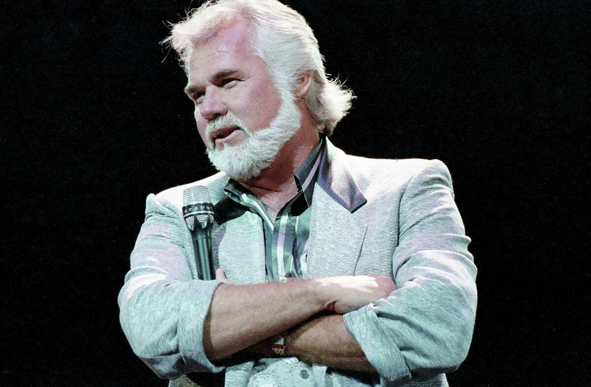1987: Kenny Rogers at the Summit.