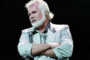Kenny Rogers at the Summit, Oct. 24, 1987.