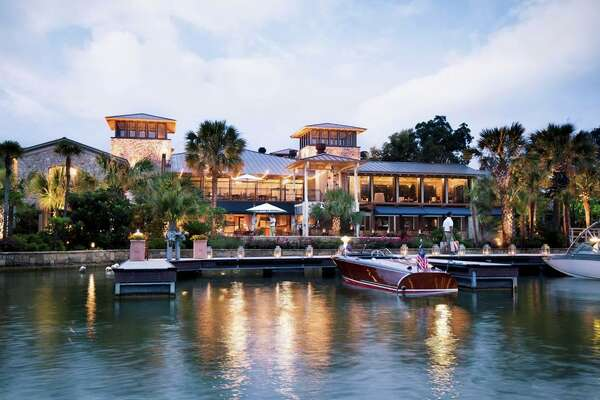 """Horseshoe Bay Resort was recognized among the top 10 """"Top Resorts in Texas and the Southwest"""" for Condé Nast Traveler's 2017 Readers' Choice Award."""