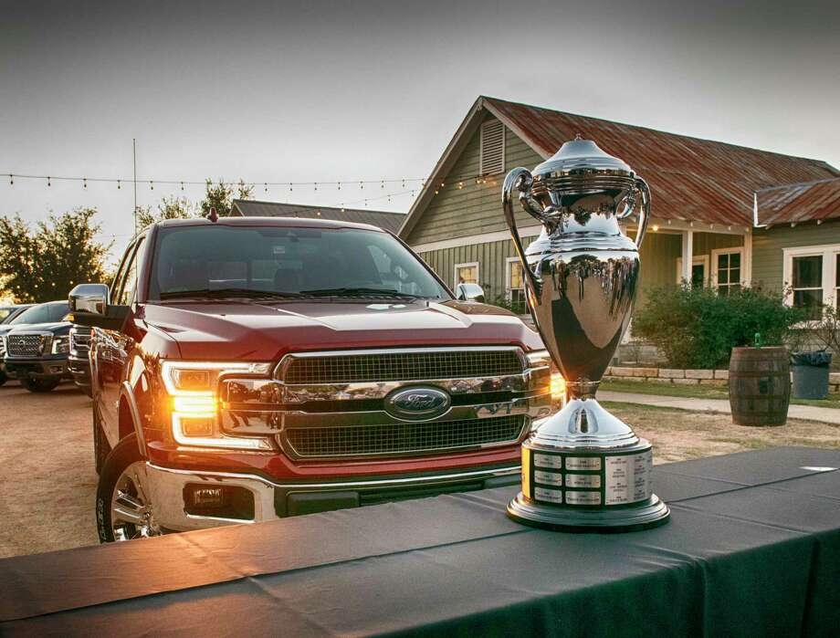 Ford's F-series pickups have earned the Truck of Texas title 14 times. Photo: Courtesy Of Kevin McCauley
