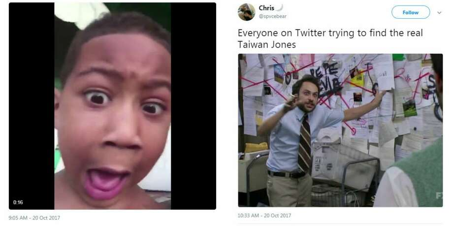 The internet is desperate for the truth; did a supposed Howard University student named Taiwan Jones really fail his exam or not? Photo: Twitter