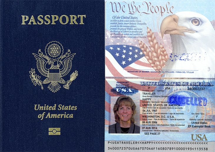 Passport needed for domestic travel? Come on! - San
