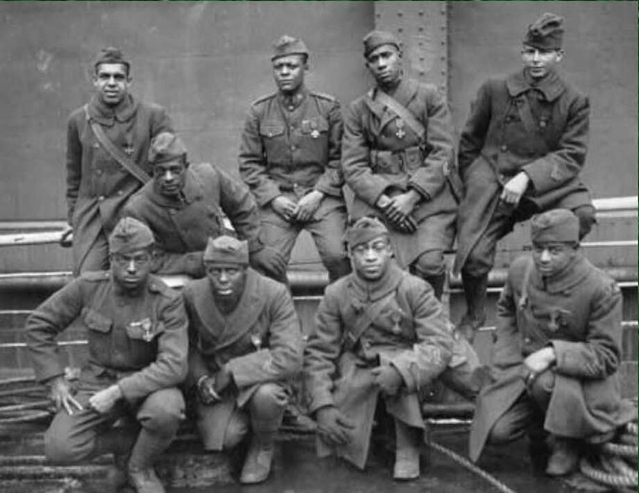 """A photo from the Museum of the Gulf Coast's upcoming exhibit, """"No Man's Land: East Texas African Americans in World War I."""" Courtesy photo"""