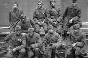 "A photo from the Museum of the Gulf Coast's upcoming exhibit, ""No Man's Land: East Texas African Americans in World War I."" Courtesy photo"