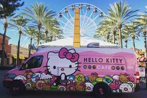 The Hello Kitty Cafe Truck will be making an appearance in San Antonio from 10 a.m. to 8 p.m. Nov. 18 near the Barnes & Noble location at The Shops at La Canterra, offering an array of sweet treats, merchandise and other goodies for fans of all ages.